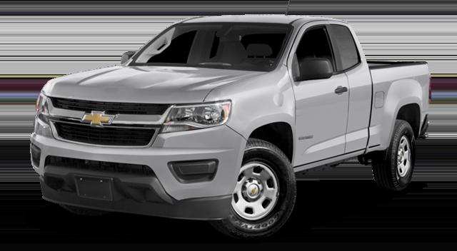 2018 Chevy Colorado Silver