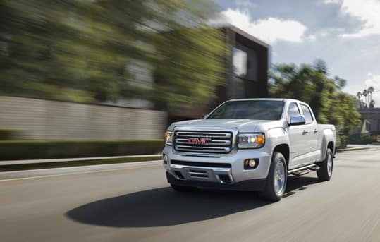 2019 GMC Canyon Crew Cab Lease Special
