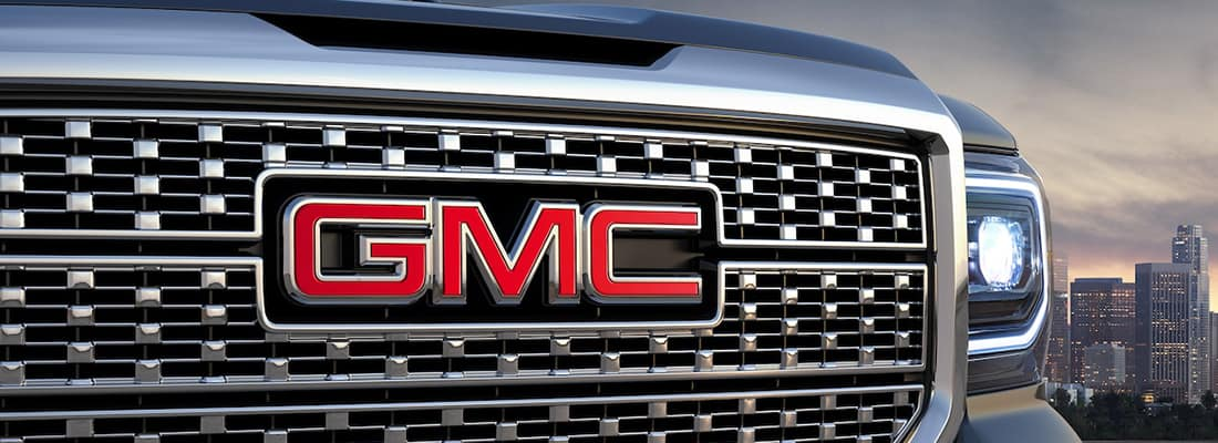 2018 GMC Sierra 1500 Grill