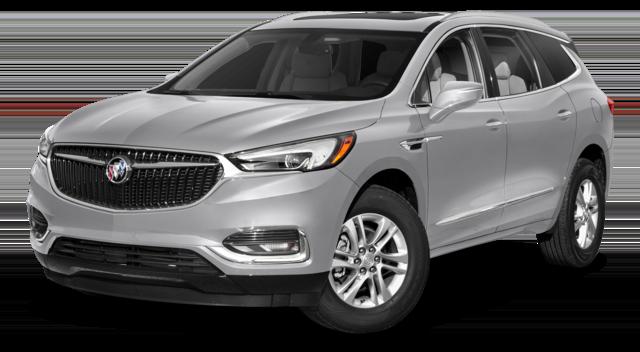 2018 Buick Enclave Silver