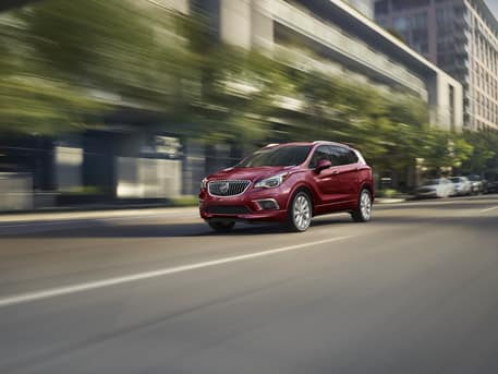 2018 Buick Envision Special