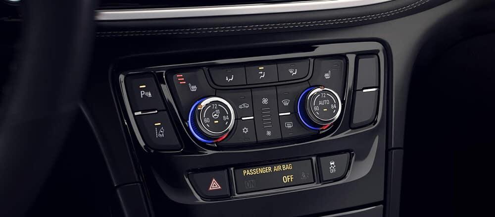 2018 Buick Encore Climate Control