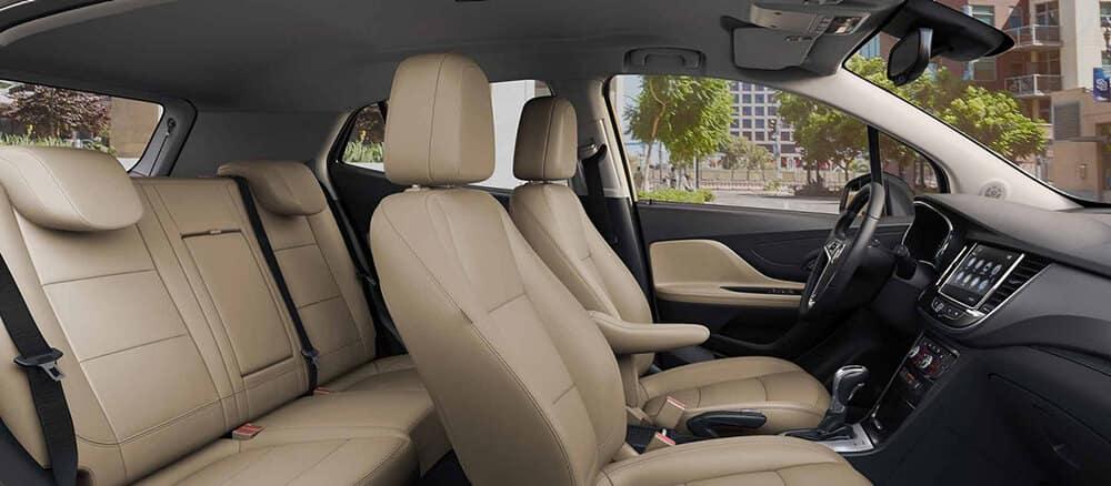 2018 Buick Encore Seats