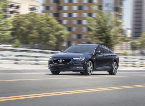 2018 Buick Regal Sportback Lease Special