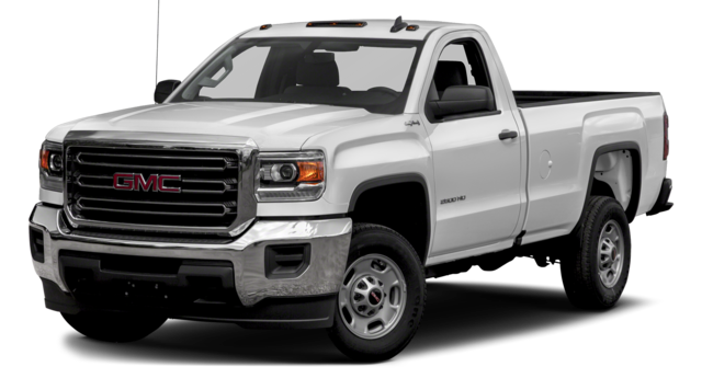2018 GMC Sierra 2500 HD White