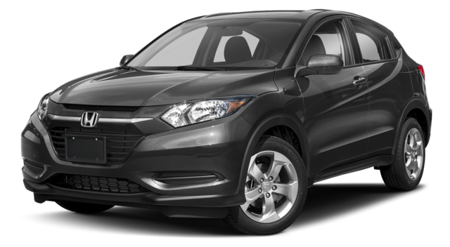 2018 Honda HR-V Black