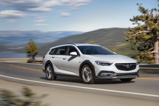 2018 Buick Regal TourX Lease Special