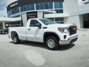 Fuel Efficient 2020 GMC Sierra 1500