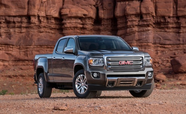 2016 Chevrolet Colorado And Gmc Canyon Duramax Diesel Details And