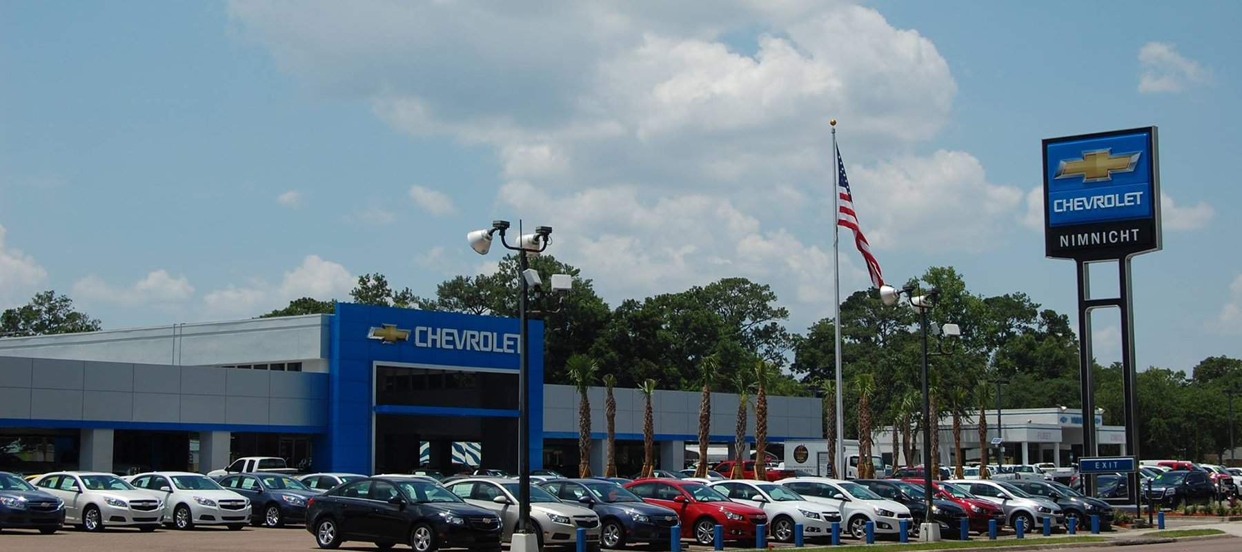 Nimnicht Chevy Dealership