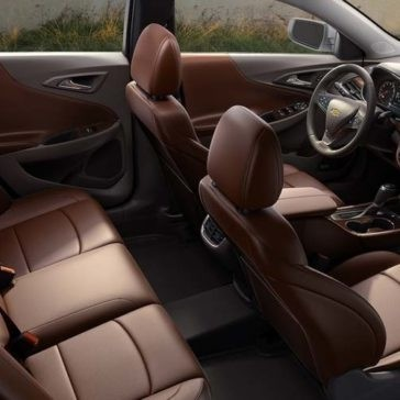 2017 Chevrolet Malibu Interior Seating