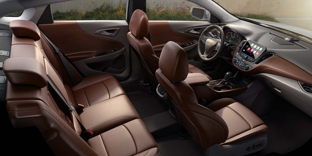 2017 Chevrolet Malibu Interior Seating