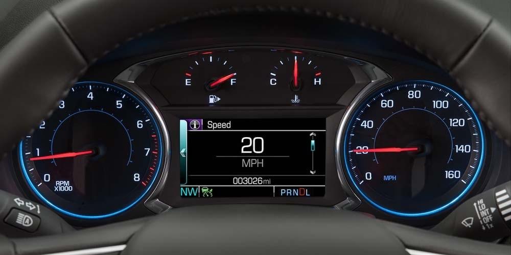 2018 Chevrolet Malibu Interior Features