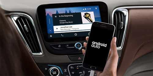Chevy Android Auto Technology