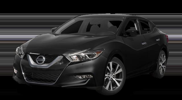 2017 Nissan Maxima Black