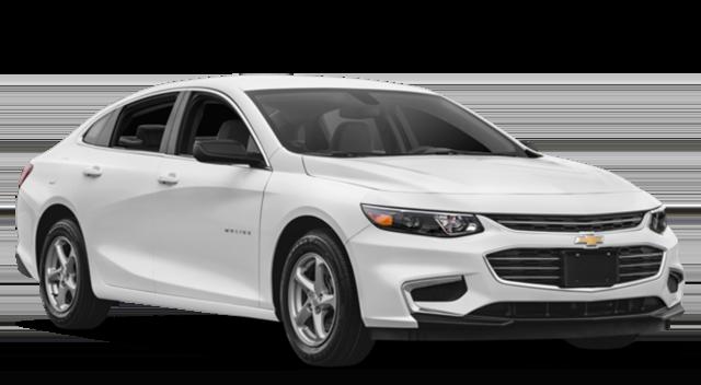 2018 Chevy Malibu White