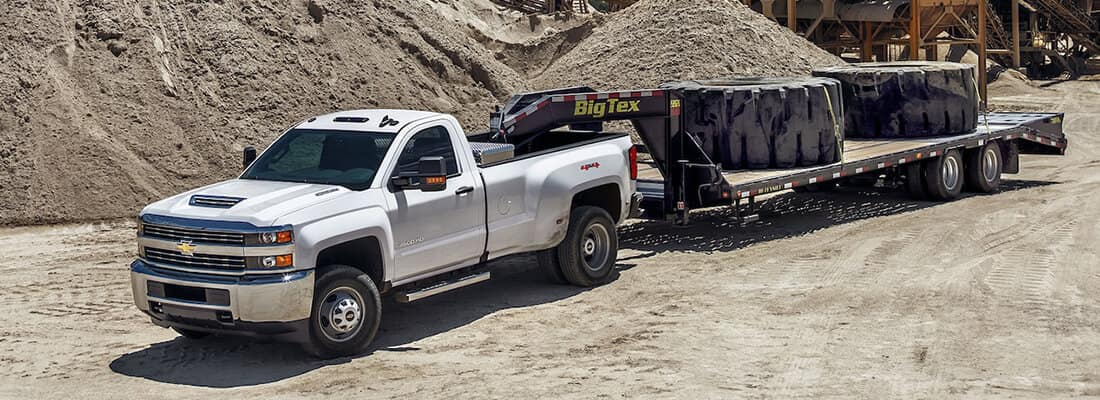 Silverado 2500 Towing Capacity >> What Is The Chevy Max Trailering Package Nimnicht Chevy