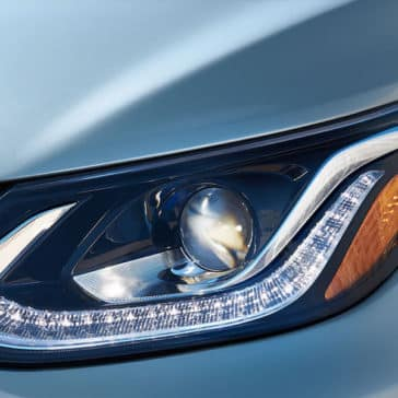 2018 Chevy Bolt Headlight