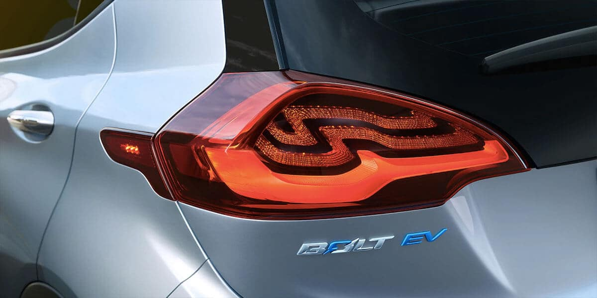 2018 Chevy Bolt Taillight