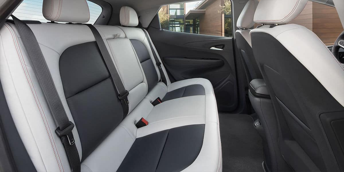2018 Chevy Bolt Seats