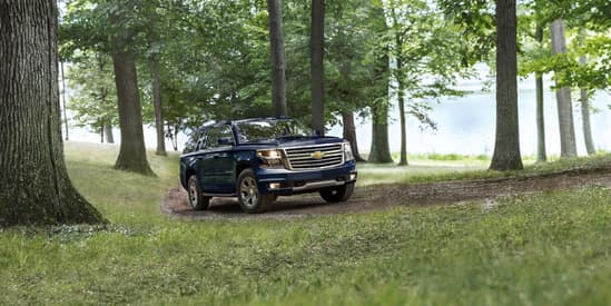 2018 Chevrolet Suburban Lease Special