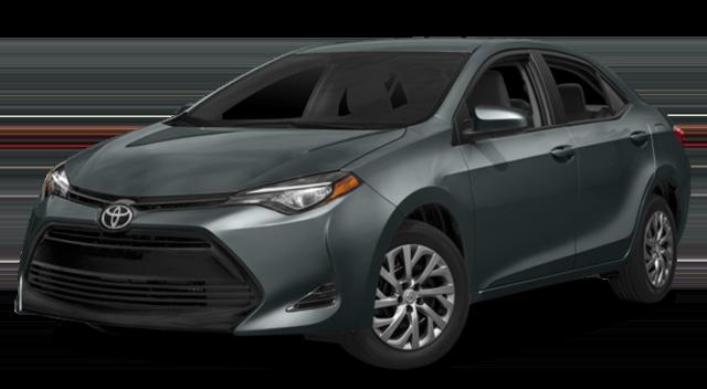 2018 Toyota Corolla Blue