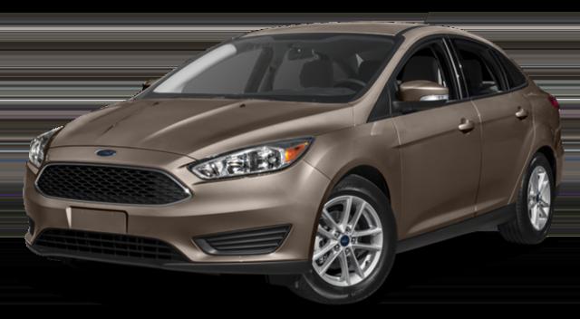 2018 Ford Focus Brown