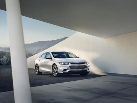 2018 Chevrolet Malibu Lease Special