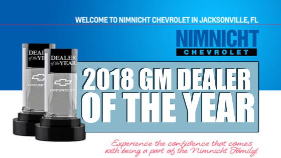 2018 GM Dealer