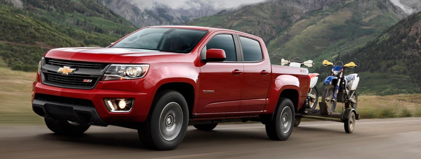 New 2020 Chevrolet Colorado for sale in Jacksonville FL