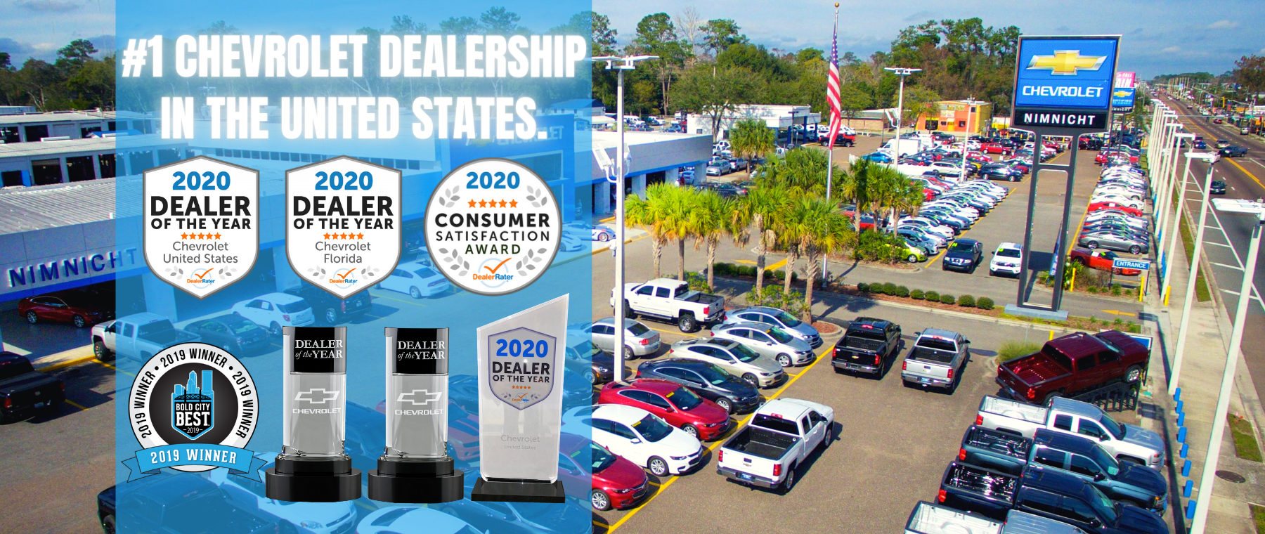 Chevy Dealer In Jacksonville Fl Used Cars Nimnicht Chevrolet