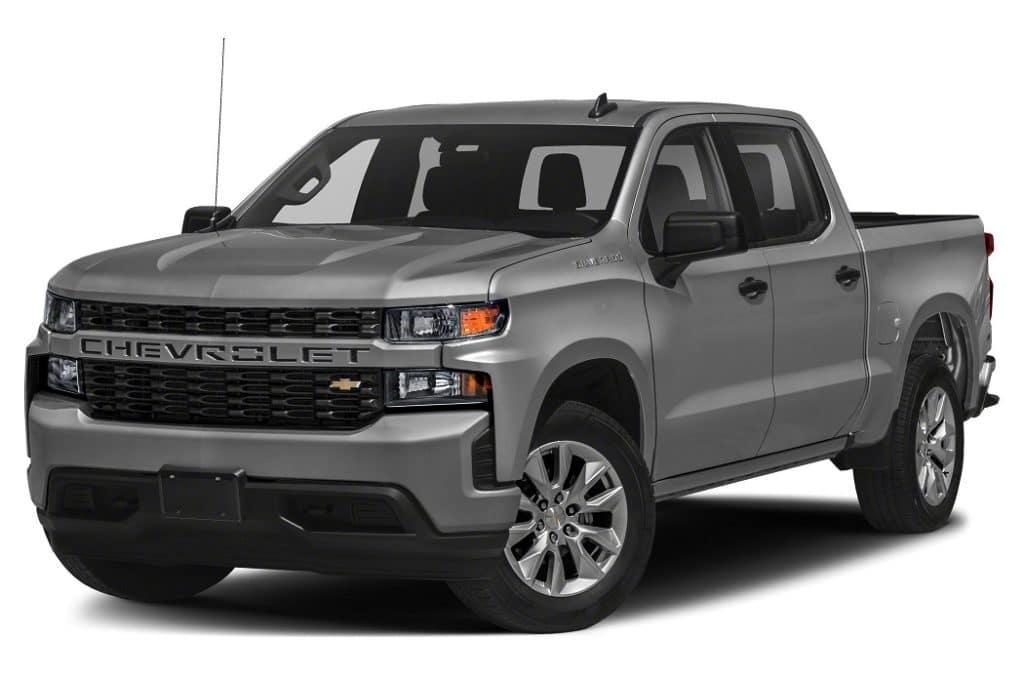 2021 Chevrolet Silverado Crew Cab SAVE UP TO $3,000 OFF MSRP
