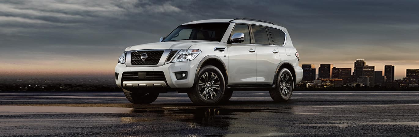 New 2018 Nissan Armada Morrow GA