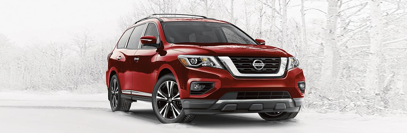 New 2018 Nissan Pathfinder Morrow GA