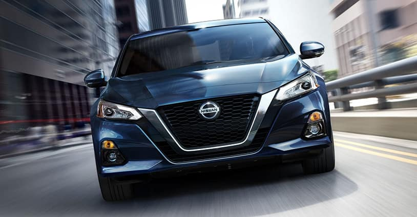 New 2019 Altima Nissan South Morrow