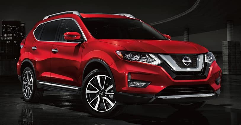 New 2019 Rogue Nissan South Morrow
