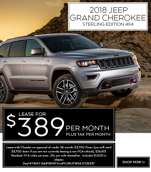 New car lease specials normandin chrysler dodge jeep ram for Southern motors springfield chrysler dodge jeep