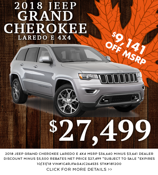 Superior All New Dodge Chrysler Jeep Specials In San Jose