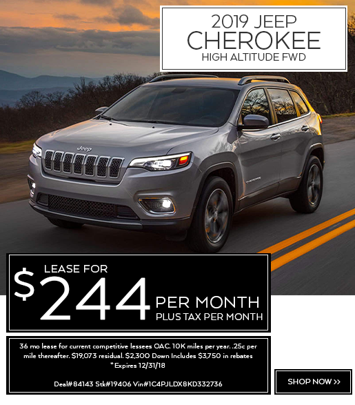 New Car Lease Specials Normandin Chrysler Dodge Jeep Ram Fiat