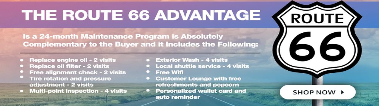 Route 66 Advantage