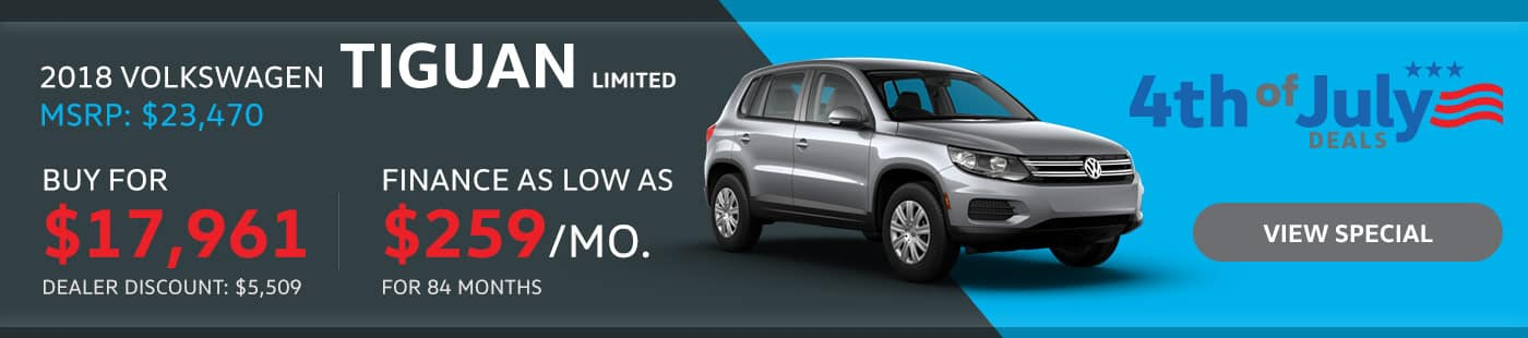 Tiguan Limited Special