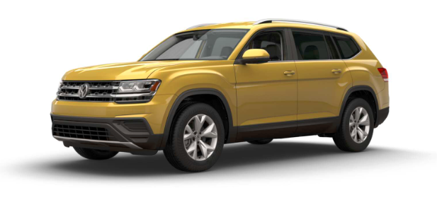 New 2018 Volkswagen Atlas S 3.6 Auto