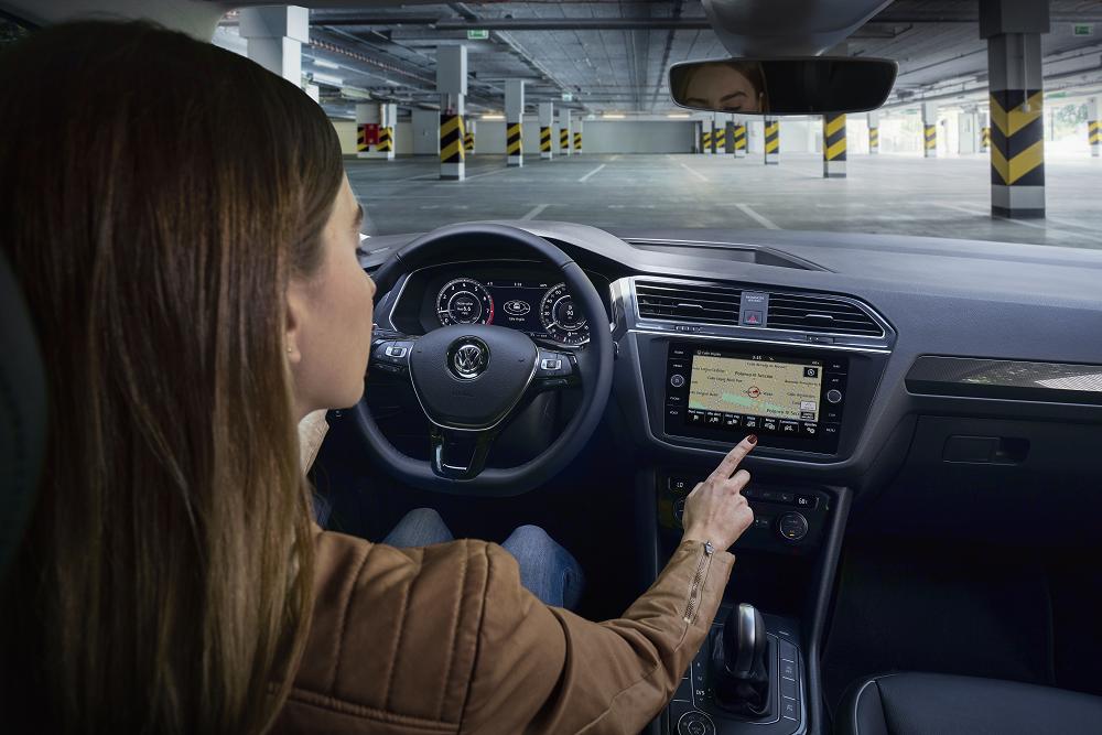 2019 Volkswagen Tiguan Technology