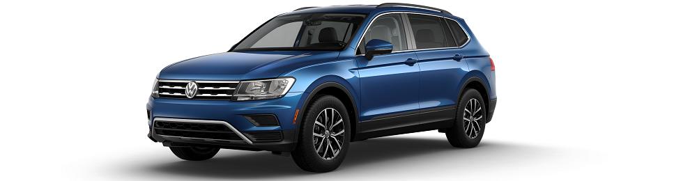 2019 Volkswagen Tiguan Review