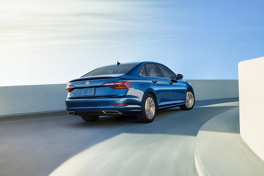Ford Fusion vs Volkswagen Jetta