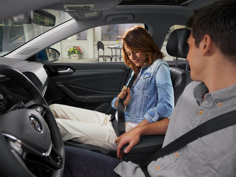 2019 Volkswagen Jetta Safety
