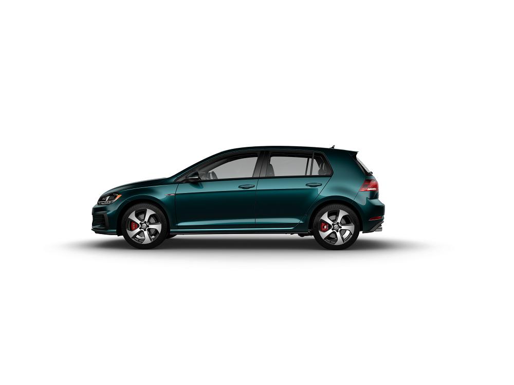 2019 Volkswagen Golf GTI Great Falls Green