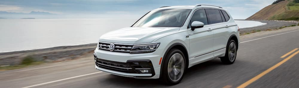 Learn About the Volkswagen Tiguan Specs