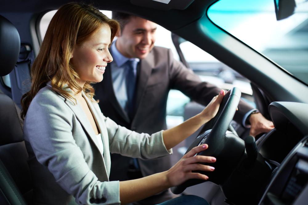 Drive Bigger Program Test Drive