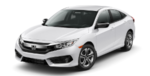 Honda Canada 2016 Civic Incentives at Parkway Honda in Toronto